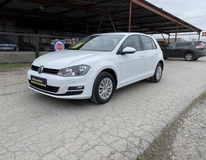 Авто с пробегом Volkswagen Golf, 2015